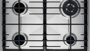 Plita incorporabila Electrolux EGG6343NOX, Gaz, 4 Arzatoare, Aprindere electrica, Inox