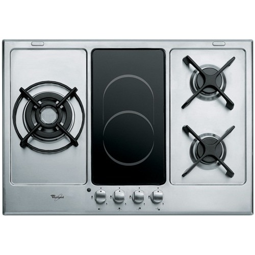 Whirlpool akt 759 ix pret redus review pareri clienti - Table cuisson mixte gaz induction grande largeur ...