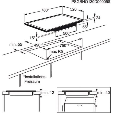 instalare-plita-electrolux-EHO8840FOG