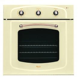 Cuptor incorporabil rustic Whirlpool AKP255JA, Electric, Multifunctional, 8 Functii, 60 l, Clasa A, Jasmine