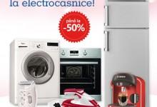 Reduceri la electronice si electrocasnice