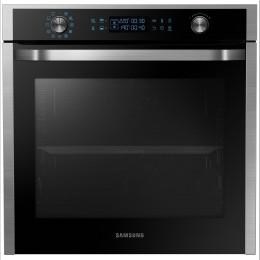 Cuptor incorporabil Samsung NV75J5540RS, 75 l, Clasa A, Curatare catalitica, Inox