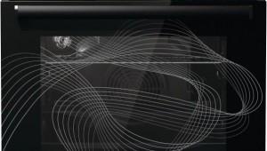Cuptor incorporabil Gorenje Karim Rashid BO8KRB, Electric, Multifunctional, Grill, Clasa A, Negru