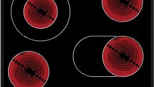 Plita incorporabila Whirlpool AKT 8210, Vitroceramica, 4 Zone de gatit, 60 cm