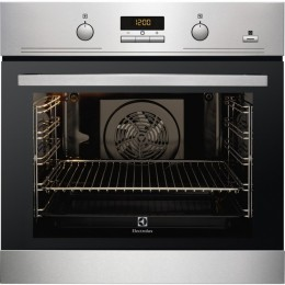 Cuptor electric multifunctional Electrolux EOB3454AOX, Clasa A, 72 l, 10 functii, Plus Steam, Convectie, Grill, Inox antiamprenta