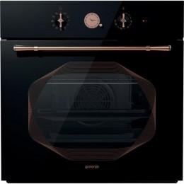 Cuptor incorporabil Gorenje BO627INB, 67 l, Multifunctional, Grill, Clasa A, Negru
