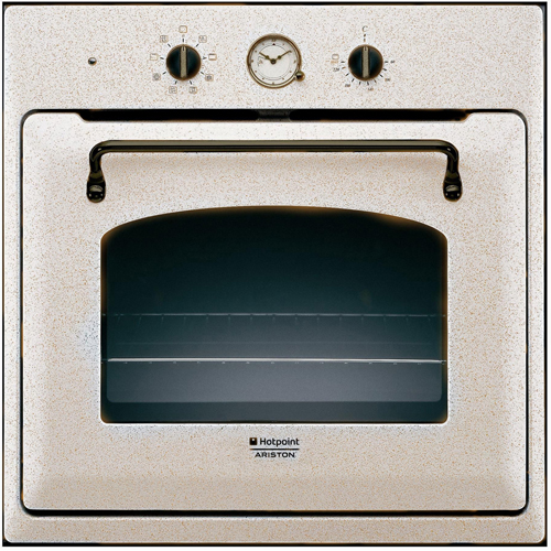 Cuptor incorporabil Hotpoint Traditional FT 850.1 AV, Electric, Grill, Clasa A, Avena