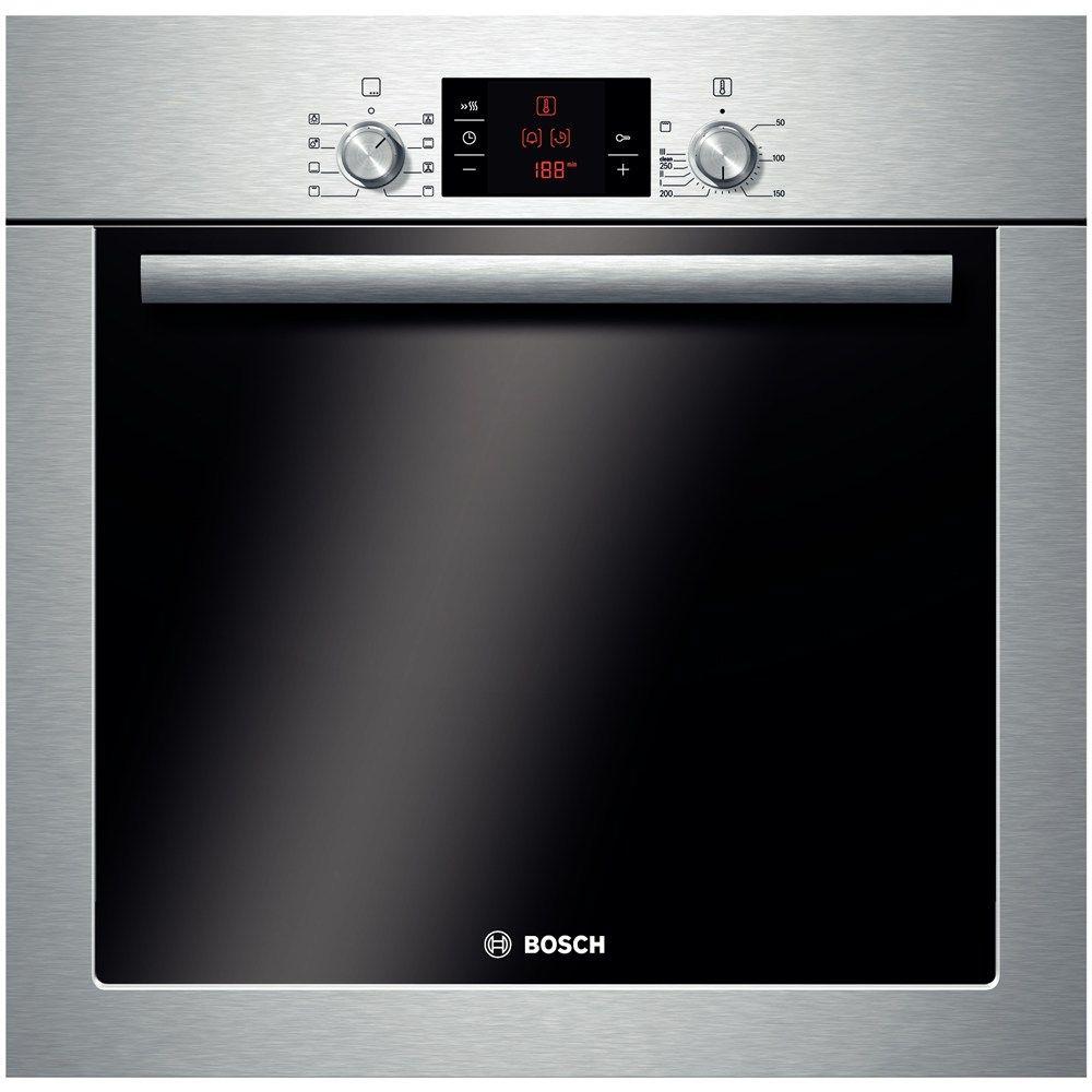 Cuptor incorporabil Bosch HBA42S350E, electric, grill, clasa A, inox