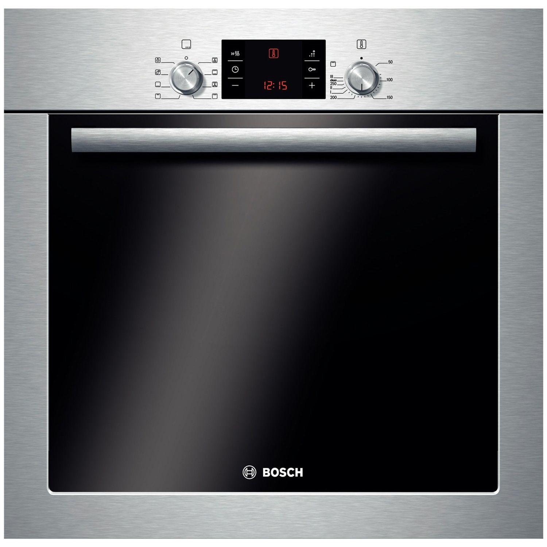 Cuptor incorporabil Bosch HBA43T350, Electric, Grill, Clasa A, Inox